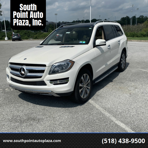 2013 Mercedes-Benz GL-Class for sale at South Point Auto Plaza, Inc. in Albany NY