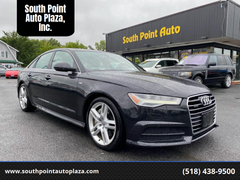 2017 Audi A6 for sale at South Point Auto Plaza, Inc. in Albany NY