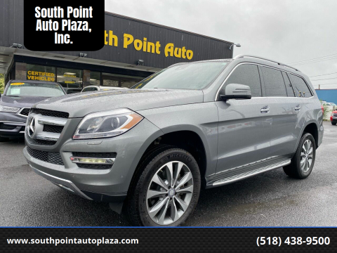 2014 Mercedes-Benz GL-Class for sale at South Point Auto Plaza, Inc. in Albany NY