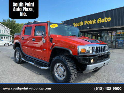 2008 HUMMER H2 SUT for sale at South Point Auto Plaza, Inc. in Albany NY