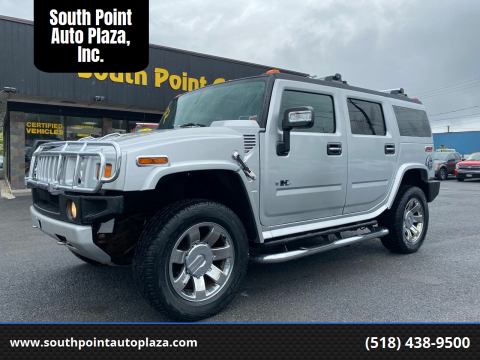 2009 HUMMER H2 for sale at South Point Auto Plaza, Inc. in Albany NY