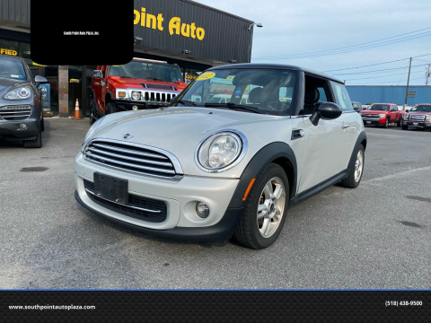 2012 MINI Cooper Hardtop for sale at South Point Auto Plaza, Inc. in Albany NY