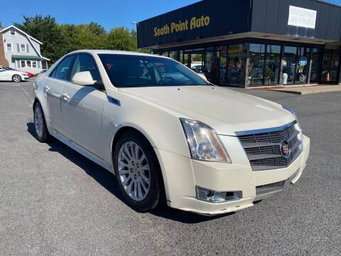 2010 Cadillac CTS for sale at South Point Auto Plaza, Inc. in Albany NY