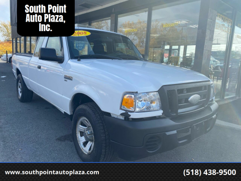 2008 Ford Ranger for sale at South Point Auto Plaza, Inc. in Albany NY