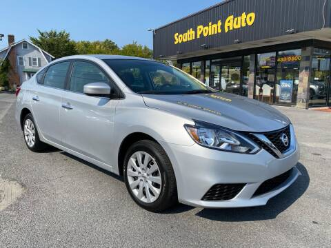2019 Nissan Sentra for sale at South Point Auto Plaza, Inc. in Albany NY