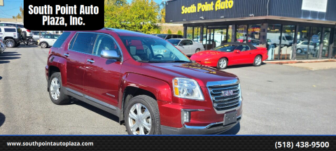 2017 GMC Terrain for sale at South Point Auto Plaza, Inc. in Albany NY