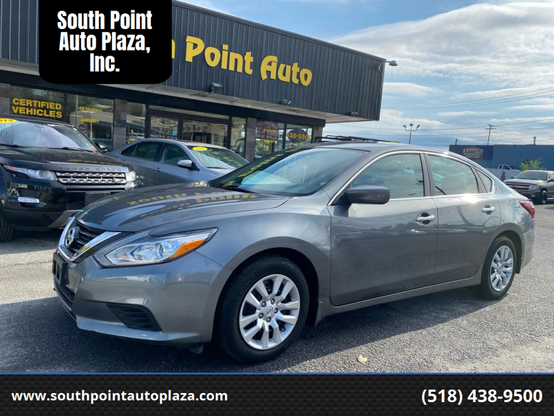 2018 Nissan Altima for sale at South Point Auto Plaza, Inc. in Albany NY