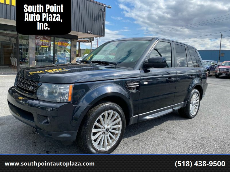 2012 Land Rover Range Rover Sport for sale at South Point Auto Plaza, Inc. in Albany NY