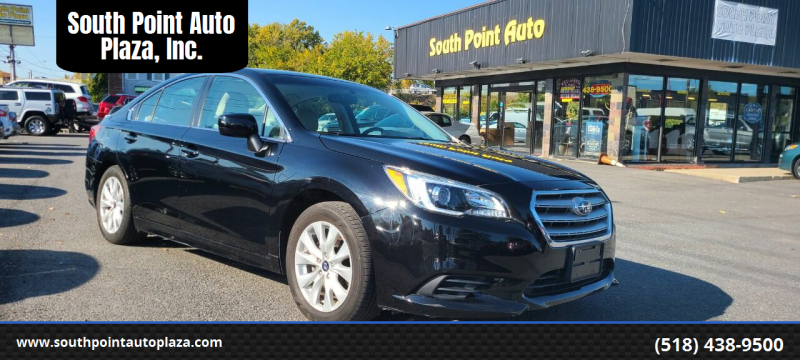 2017 Subaru Legacy for sale at South Point Auto Plaza, Inc. in Albany NY
