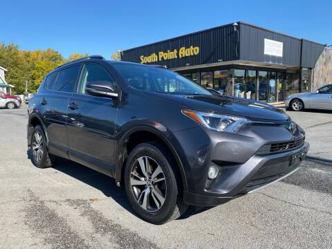 2017 Toyota RAV4 for sale at South Point Auto Plaza, Inc. in Albany NY