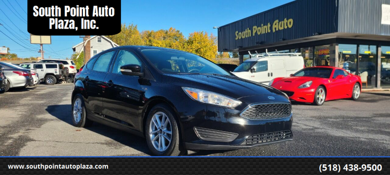 2016 Ford Focus for sale at South Point Auto Plaza, Inc. in Albany NY