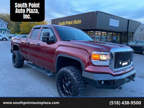 2014 GMC Sierra 1500 for sale at South Point Auto Plaza, Inc. in Albany NY