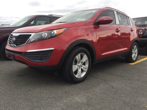 2011 Kia Sportage for sale in Albany, NY