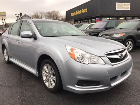 2012 Subaru Legacy for sale in Albany, NY
