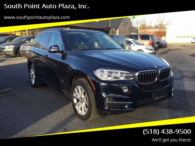 2014 BMW X5 for sale at South Point Auto Plaza, Inc. in Albany NY
