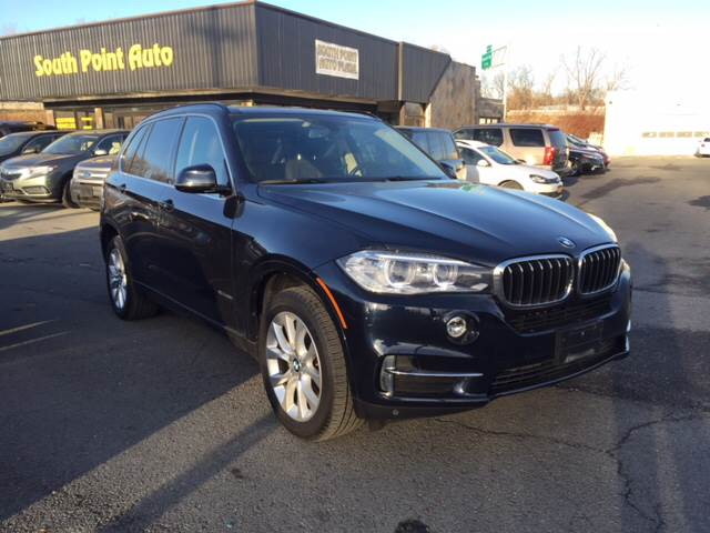2014 bmw x5 xdrive35i in albany ny south point auto