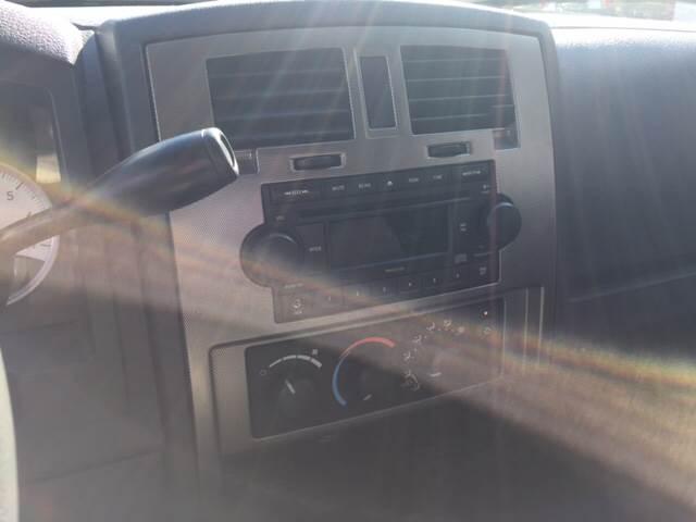 2007 Dodge Dakota SLT 4dr Quad Cab SB RWD - Mineola TX