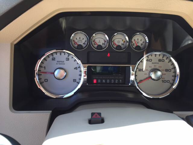 2008 Ford F-350 Super Duty Lariat 4dr Crew Cab 4WD LB - Mineola TX