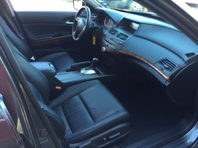 2012 Honda Accord EX-L 4dr Sedan - Mineola TX