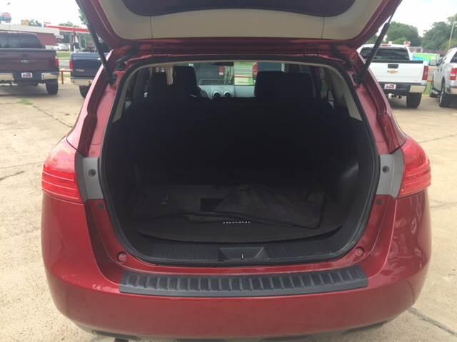 2013 Nissan Rogue AWD S 4dr Crossover - Mineola TX