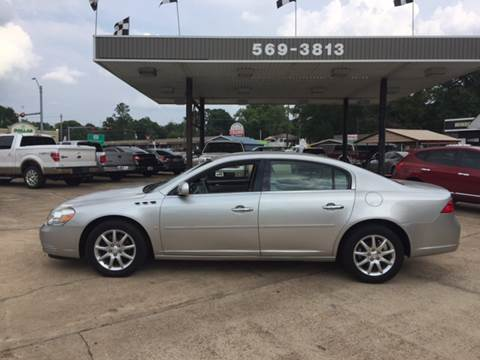 2008 Buick Lucerne for sale in Mineola, TX