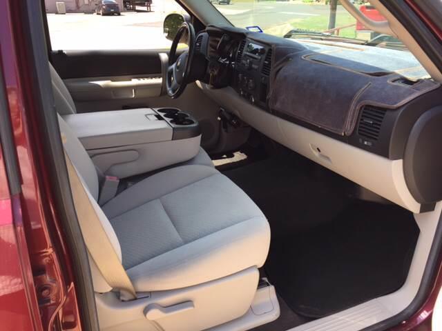 2008 Chevrolet Silverado 1500 2WD LT1 4dr Crew Cab 5.8 ft. SB - Mineola TX
