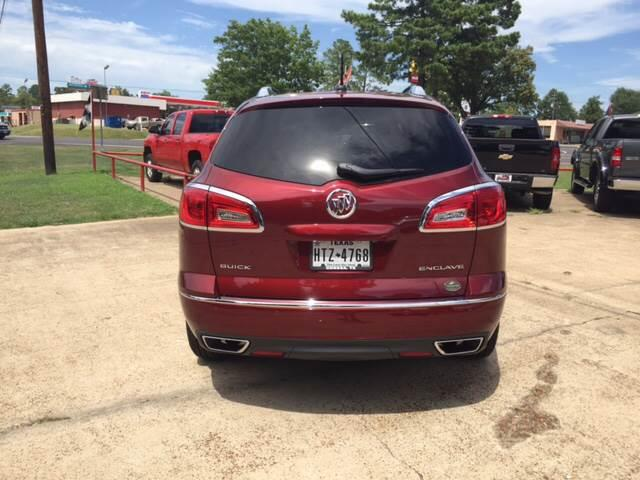 2017 Buick Enclave Premium 4dr Crossover - Mineola TX