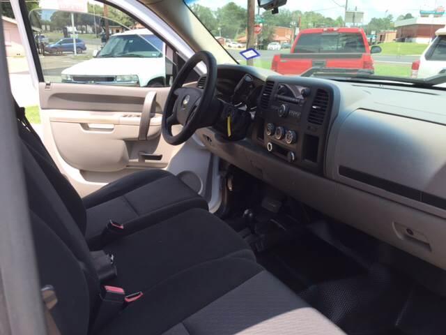 2010 Chevrolet Silverado 2500HD 4x4 Work Truck 4dr Crew Cab LB - Mineola TX