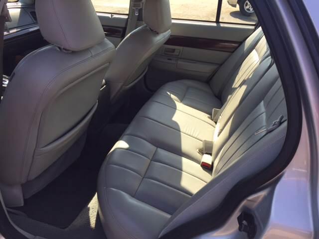 2003 Mercury Grand Marquis LS Premium 4dr Sedan - Mineola TX