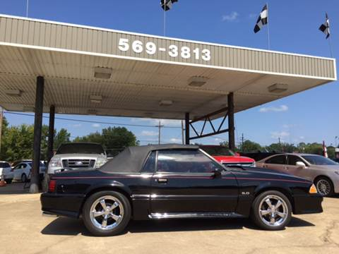 1990 Ford Mustang for sale in Mineola, TX