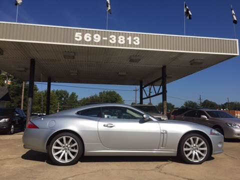 2007 Jaguar XK-Series for sale in Mineola, TX