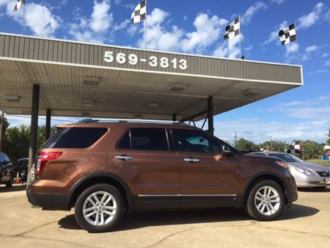 2012 Ford Explorer for sale in Mineola, TX