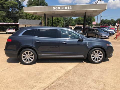 2013 Lincoln MKT for sale at BOB SMITH AUTO SALES in Mineola TX