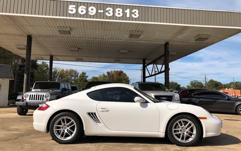 2008 Porsche Cayman for sale in Mineola, TX