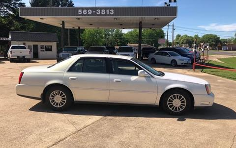 2004 Cadillac DeVille for sale in Mineola, TX