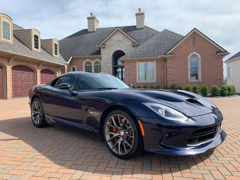 Used 2015 Dodge Viper For Sale In Connecticut Carsforsale Com