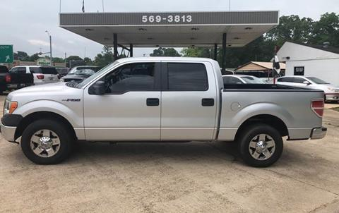 2010 Ford F-150 for sale at BOB SMITH AUTO SALES in Mineola TX