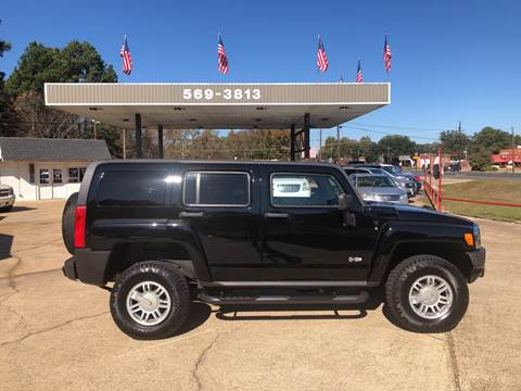 2008 HUMMER H3 for sale in Mineola, TX