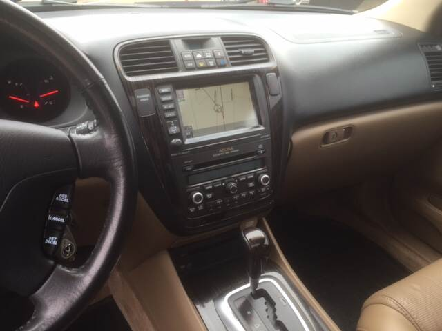 2006 Acura MDX AWD Touring 4dr SUV w/Navi and Entertainment System - Mineola TX