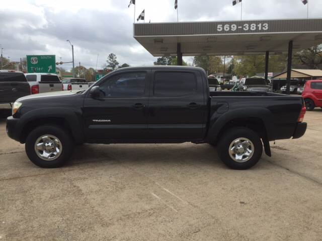2008 Toyota Tacoma 4x2 PreRunner V6 4dr Double Cab 5.0 ft. SB 5A - Mineola TX