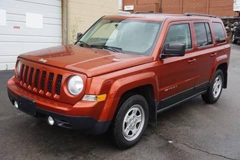 2012 Jeep Patriot for sale in Columbia, TN