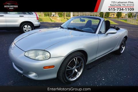 2003 Mazda MX-5 Miata for sale in Nashville, TN
