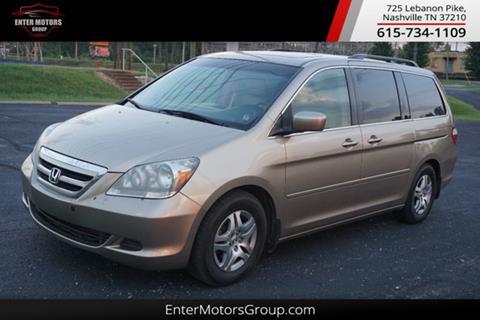 2005 Honda Odyssey for sale in Nashville, TN
