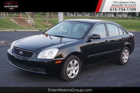 2008 Kia Optima for sale in Nashville, TN
