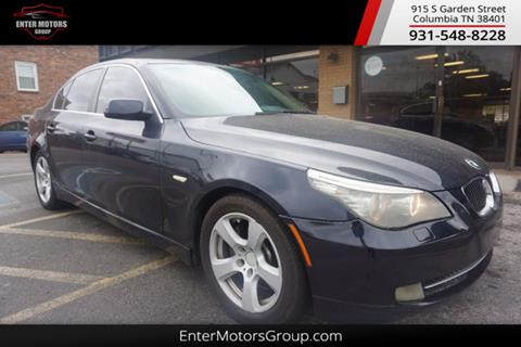 2008 BMW 5 Series for sale in Columbia, TN