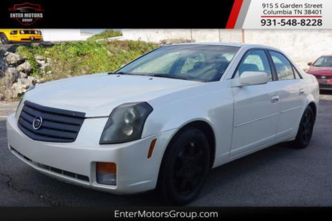 2003 Cadillac CTS for sale in Columbia, TN