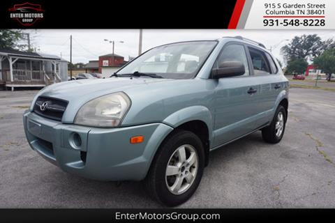 2007 Hyundai Tucson for sale in Columbia, TN