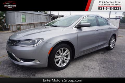2015 Chrysler 200 for sale in Columbia, TN