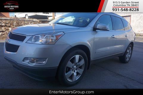 2012 Chevrolet Traverse for sale in Columbia, TN