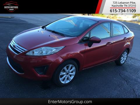 2011 Ford Fiesta for sale in Nashville, TN
